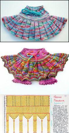 Crochet Skirts, Crochet Clothes, Boho Shorts, Crafts For Kids, Knitting, Children, Clothing, Women, Fashion