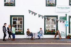 airbnbs in europe bookshop scotland