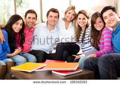 Friends Group Adults Stock Photos, Images, & Pictures | Shutterstock