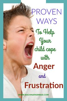 #parenting #children #parentingtips Help your children deal with anger and frustration by following some of the tips that I have shared from my own experience.