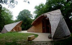 Centro de Ecoturismo en Francia. Por  Inca Architectes (Innovation Création & Architecture)