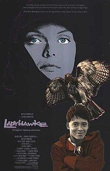 """Great period movie with Michelle Pfieffer as a hawk and Rutgar Howard with a cool double crossbow.  I even like the very odd soundtrack. """"Walk on the right hand side!"""""""