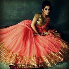 #abhinavmishra #corel #shahpurjat #lahenga gold