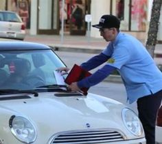 Viral Videos: Parking Tickets That Make You Smile