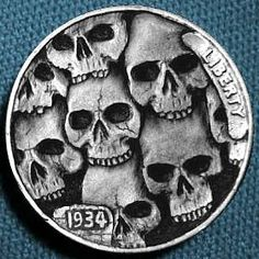 Howard Thomas Hobo Nickel