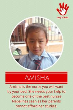 Need You, Nurses, Nepal, Parents, Study, Meet, Good Things, Canning, Education