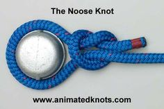 Noose Knot | How to tie the Noose Knot | The Basics Knots