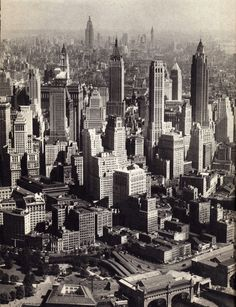 Old Pics New York City! - Page 136 - SkyscraperCity