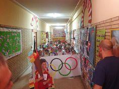Investigando para la Vida: Olimpiadas Infantiles 2014