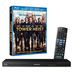 Tower Heist Prize Package - daily, along with other sweeps on site