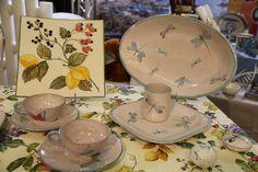 G.G. Arteceramica Pegli - Genova la bellezza delle decorazioni a mano di ceramiche e pannelli #Marsiglia2014