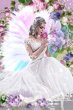 Beautiful Women Videos, Beautiful Love Pictures, Beautiful Gif, Guardian Angel Pictures, Angel Images, Beautiful Fantasy Art, Beautiful Fairies, Beautiful Christmas Scenes, Lovely Good Morning Images