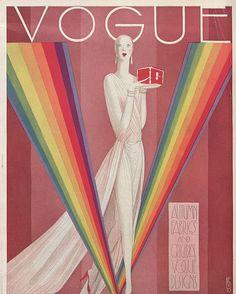 Vogue September issue, 1926.