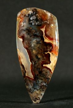 RARE OREGON TRENT AGATE by LostSierra / Mineral Friends <3