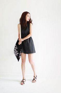 【搭配】black on black 全黑搭配!『一款』永遠不會錯的outfit!