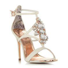 352117b9257 LIOSA - Diamante T-Bar High Stiletto Open Toe Sandal