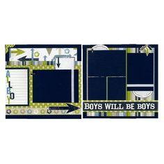Echo Park - Boys mini