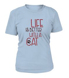"""# LIfe is better with a cat .  Special Offer, not available anywhere else!      Available in a variety of styles and colors      Buy yours now before it is too late!Store >https://www.teezily.com/stores/teemanis Secured payment via Visa / Mastercard / Amex / PayPal / iDeal      How to place an order            Choose the model from the drop-down menu      Click on """"Buy it now""""      Choose the size and the quantity      Add your delivery address and bank details      And that's it!      tag…"""