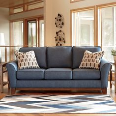 simmons judson slate sofa chaise. check out this sofa at furniture mall of kansas! simmons judson slate sofa chaise