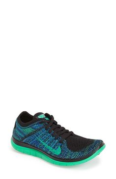Free shipping and returns on Nike  Free Flyknit 4.0  Running Shoe (Women) 4e2a7ae19