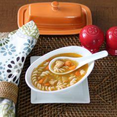 Lemon Pepper Chicken Noodle Soup 15 #Chicken #Noodle Soup #Recipes | Yummy Recipes