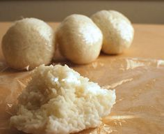 Your Daily Lunch Hack: Ideas With Rice!  Creative lunch ideas starring rice--Put single servings of cooked rice in a  ball and freeze it. Thaw whenever you like!
