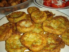 Betty's Cuisine: Πατατοκεφτέδες με άνιθο