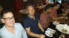 Gay and Lesbian dinner group in Sydney that get together the 2nd Thursday of every month we go on gastronomic adventures around the city. On the 14 January 2016 was Italian/Greek at Belloccio Darlinghurst, Sydney. Great night out. www.g4p.com.au