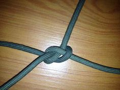 Knots, survival, camping etc