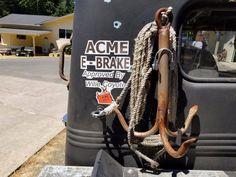 Got E Brake !!!