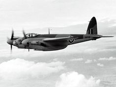 de Havilland DH.98 Mosquito  One of the most under-appreciated and often overlooked WW2 planes is the DH.98 Mosquito.  Used as a fighter, ...