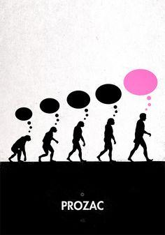 """On connait tous la célèbre image de la """"marche de l'évolution"""" qui retrace 25 millions d'années d'évolution aboutissant aux progrès de l'homme moderne. Le studio françaisMaentis l'a adaptée pour montrer les 99 pro..."""