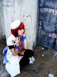 When they cry cosplay rena