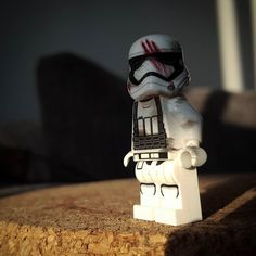 Poor finn #finn #stormtrooper #starwars #movealong #photographer #photoshop #legolopolis  #legostormtrooper #bricknetwork  #legostagram #legostarwars ##theforceawakens #thespecial #film #geek #starwarsfan #costume by legolopolis