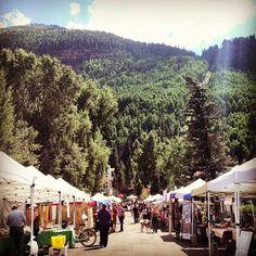 Farmers Market #Telluride #Colorado