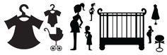 KLDezign les SVG: septembre 2012  maternity cut files
