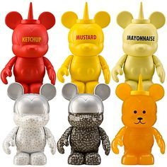 disney vinylmation - Google Search