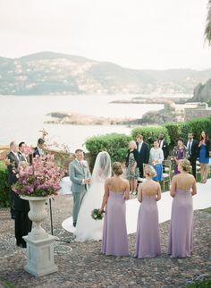 Greg Finck | Wedding Photographer Provence, French Riviera, Tuscany, Amalfi Coast, Ibiza, Formentera | A glamorous lilac and cherry tree wedding on the French Riviera | http://www.gregfinck.com