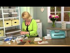 Crafting My Style With Sue Wilson - Sparkle and Shine For Creative Expressions - YouTube