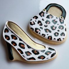 Leopard Cookie