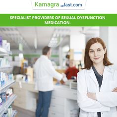 Specialist providers of sexual dysfunction medication. #kamagra #sexualhealth #medication #sexualdysfunction