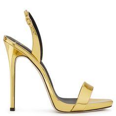 SOPHIE - GOLD - Sandals