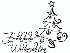 cart-us stamp Frohe Weihnachten – Stempel & Schablonen – cart-us stamp Merry Christmas – stamps & stencils – Christmas Tree Clipart, Noel Christmas, Calligraphy Quotes Doodles, Christmas Drawing, Jingle All The Way, Nouvel An, Christmas Printables, Xmas Cards, Coloring Pages For Kids