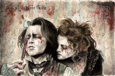 We All Deserve To Die: Sweeney Todd and Mrs Lovett by Shinigami-uta on DeviantArt
