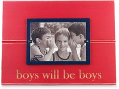 Frame: Boys Will Be Boys - The Dandelion Patch