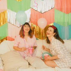 #Mandy32: Festa do Pijama!