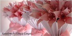 vaso plissado origami - Pesquisa Google