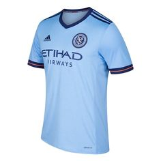 Men s adidas New York City FC Wordmark MLS Jersey aa99f15d1