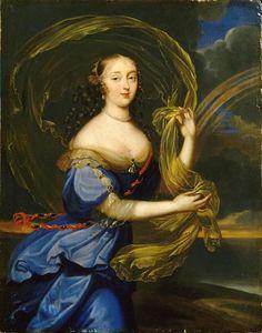 Madame de Montespan... qui lava ses pêchés dans un couvent, en fin de vie, chassée du Roi Louis XIV, à qui elle donna 6 enfants qui furent tous légitimés