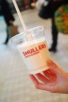 Smullers, Utrecht, Netherlands: Vanilla Milk Shake